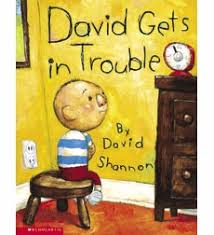 david refuses to take responsibility for the mischief he causes in david gets in trouble and he causes some big mischief but in the end he realizes it s