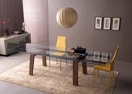 Mesa extensible rectangular de cristal Frau tavolo allungabile by ...