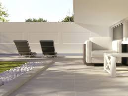 patio ideas porcelain stoneware outdoor floor tiles with stone effect patio by casalgrande padana porcelain