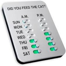 Did You Feed The Dog Chart Dyftd