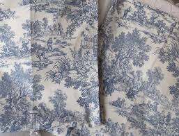 toile brown valance curtain french country sari but i had to curtains french country curtains valance and toile