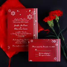 cheap snowflake red wedding invites ewi005 as low as $0 94 Affordable Hindu Wedding Cards Affordable Hindu Wedding Cards #38 Hindu Wedding Cards Templates