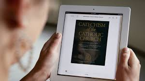 Image result for Photo of Catechism of the Catholic Church