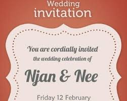 Free Invitation Template Download Free Invitation Templates Downloads Invitation Template Free