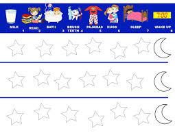 Free Printable Sleep Charts Free Bedtime Routine Chart Mi Legasi