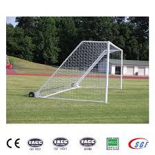 Sale Moving Standard Training Football GoalsBackyard Soccer Goals For Sale