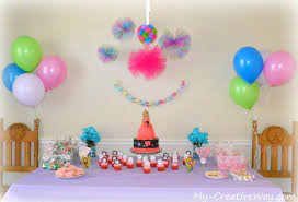 simple home decoration for birthday party best home decor how to