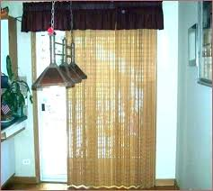 door curtains ideas kitchen curtain for sliding glass doors window treatment pictures curt