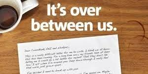 Break Up Letter For A Girlfriend What To Write In A Break Up Letter