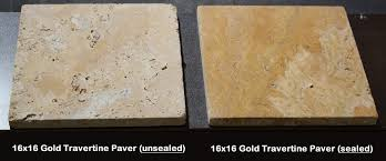 well especially in colder regions where the outdoor tiles undergo repeated freezing and thawing the reasons for sealing travertine tiles are as below