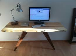 diy cool home office diy. DIY Office Table Desk Ideas All Pertaining To Homemade Decorations 15 Diy Cool Home E