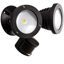 Outdoor Lighting Security Lights Topele Security Light 2200lm Motion Sensor Outdoor Flood Light Motion Activated Landscape Lighting Ip65 Waterproof Adjustable Head With Cree Led