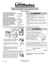 clicker garage door keypad instructionsLiftmaster Garage Door Opener Instructions  Wageuzi