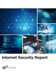 Watchguard Comparison Chart Watchguard Internet Security Report
