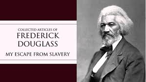 frederick douglass my escape from slavery audiobook