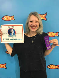 December Coach of the Month: Coach Wendy — Little Fishes Swim School
