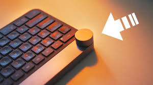 This Dial Controls Everything! -- <b>Logitech Craft</b> Keyboard - YouTube