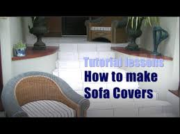 how to make furniture covers. How To Make Sofa Cushion Covers Furniture S