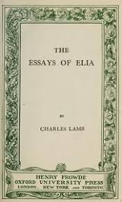 the essays of elia open library cover of the essays of elia by charles lamb