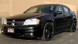 2012 Dodge Avenger SXT - Sunroof, Black Alloy Wheels, Heated Seats ...
