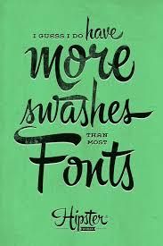 Hipster Script Pro Font Handwritten Typeface