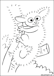 Dot Coloring Pages Amazing Dot To Dot Coloring Pages Or Dot To Dot