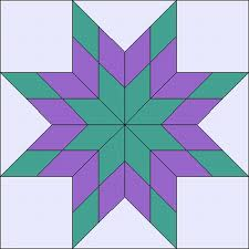 26 Images of Blazing Star Template Ready Template | infovia.net & Lemoyne Star Quilt Block Pattern Adamdwight.com