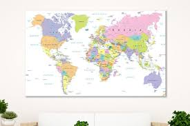 World Map With Pins Luxury Map The United States America Best Map