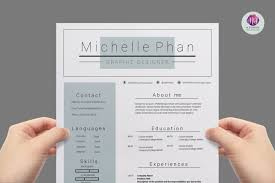 page resume template coverletter template by chic templates 2 page resume template coverletter template by chic templates com