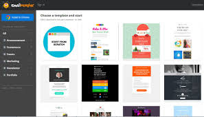 Photos Templates Free Free Html Email Newsletter Templates Designmodo