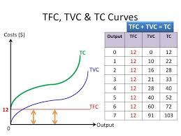 Tfc Price Charts Image Result For Tc Tfc Tvc Theory Of The Firm Diagram Chart