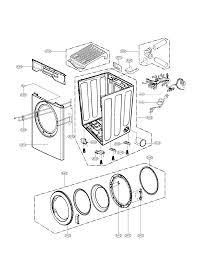 Lg dryer parts diagram lg tromm dryer parts diagram wiring diagrams rh parsplus co lg dryer