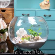 Glass Bowl Decoration Ideas Goldfish Bowl Decorations Home Design 49
