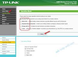 Настройка <b>TP</b>-<b>Link</b> TL-WA701ND (WA801ND)