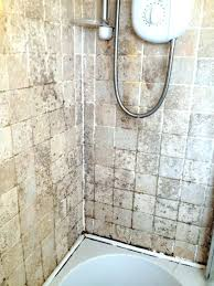 how to clean showers shower floor refinishing natural travertine tile cleaning cleaning shower tile