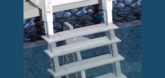 best above ground pool ladders review