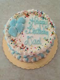 Happy Birthday Dad Cake Picture Of Bings Bakery Newark