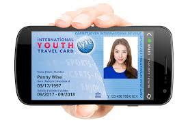 Card Canada Isic Isic Card