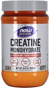 NOW Sports Nutrition, Creatine Monohydrate Powder, Mass Building*/Energy  Production*, 21.2-Ounce in 2020 | Sports nutrition, Nutrition, Best  multivitamin