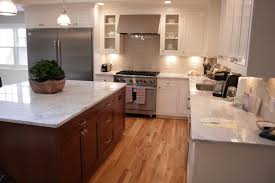 How To Refinish Your Kitchen Cabinets White Soffit Above Kitchen