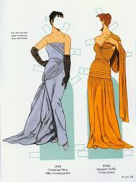 1930 Designers French Fashion Designers 1900 1930 Paper Dolls Paper