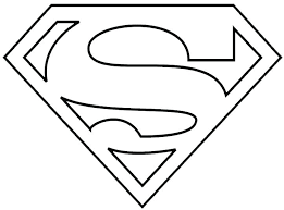superhero logo coloring pages. Simple Coloring Logo Coloring Pages Superhero Logos Colouring Kids Black Panther Superman For C
