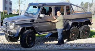 mercedes g wagon 6x6 top gear. Perfect Top 8 Things We Learned About The MercedesBenz G63 AMG 6x6  Car News Top  Gear Philippines Throughout Mercedes G Wagon X