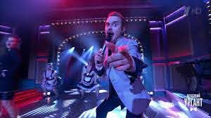 Little Big & Фрукты – Faradenza. Вечерний Ургант. (26.09.2018) - YouTube