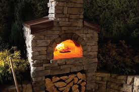 image of backyard pizza oven kits