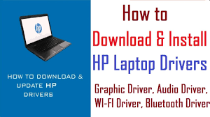 How to Download HP Laptop Driver   How to Install HP Laptop Driver