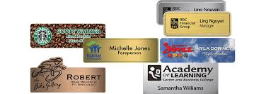 Sherwood Name Badges Name Badges For All Applications And