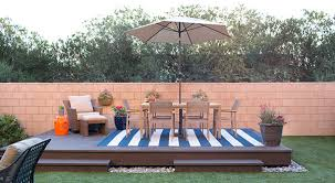10 Floating Deck Plans-Add Visual Appeal To Your Backyard  Home And  Gardening Ideas