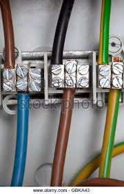 electrical junction box stock photos & electrical junction box plastic electrical box at Electrical Wiring Box