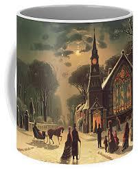 To die for coffee renoir! Old Couple Coffee Mugs Fine Art America